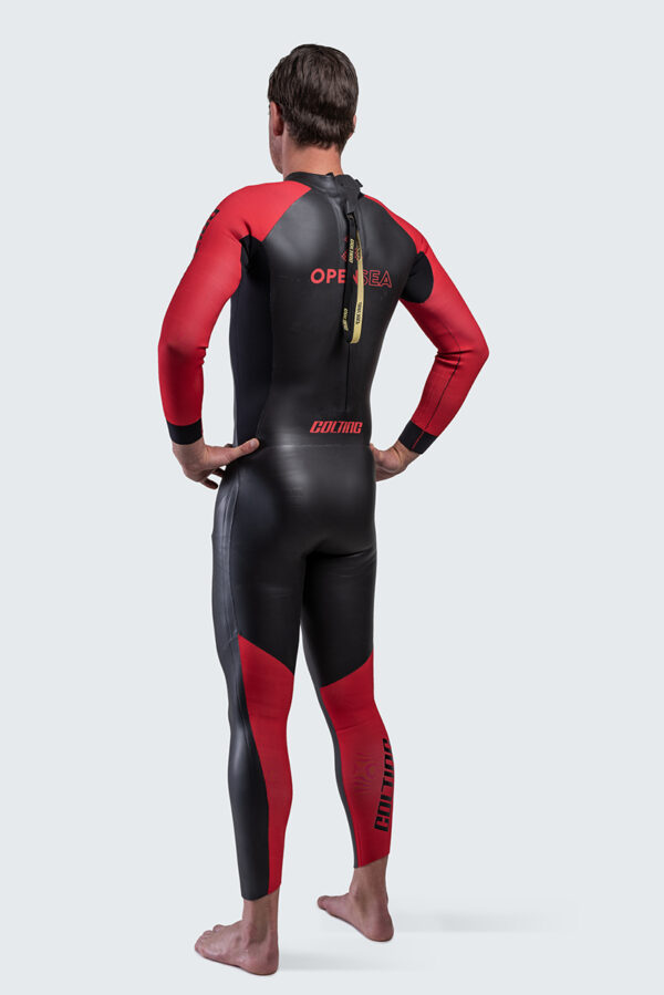 Colting wetsuits open sea