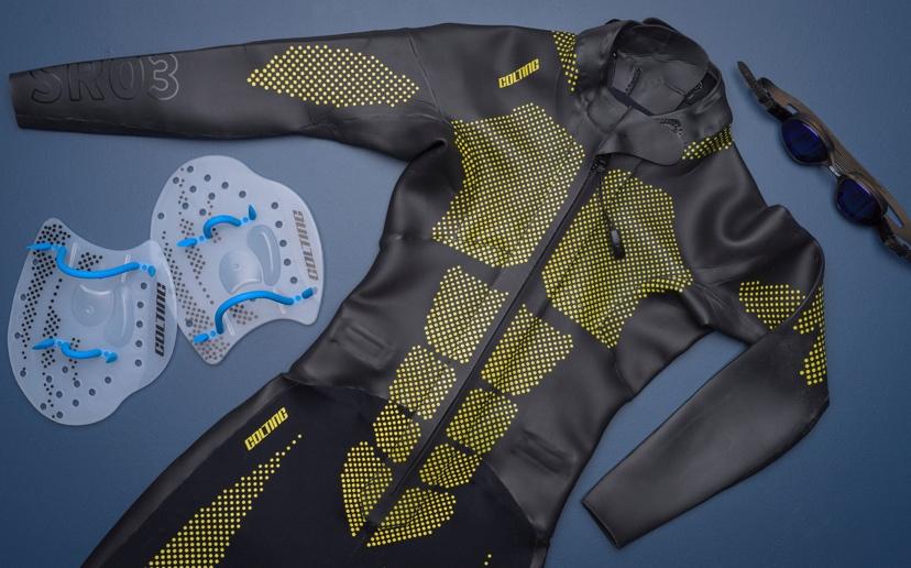 swimrun expert colting wetsuits kit